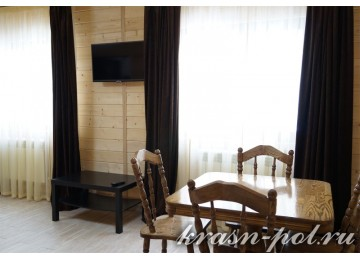 Отель «Олимпия» Коттеджи с 2-мя спальнями