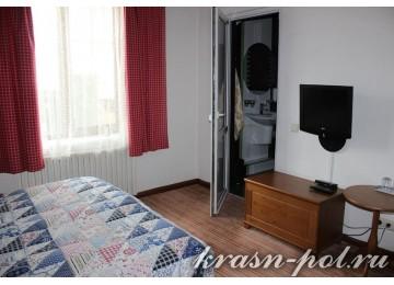 Отель «Рай-Ski-Домик» Стандарт 2-местный