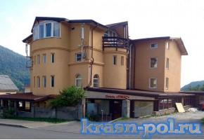 «Тукан» отель