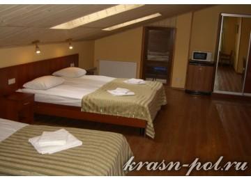 Отель «Тукан» Студия 2-местная