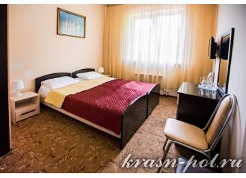 Отель «Утомленные солнцем» Стандарт 2-местный с 1 кроватью
