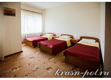 Отель «Утомленные солнцем» Стандарт 3-местный