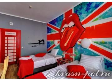 Отель «AYS Design Hotel» 2-местный в блоке Extra-space вид на гору