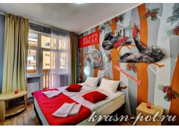 Отель «AYS Design Hotel» 2-местный в блоке Compact