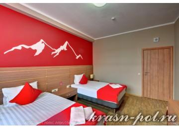 Отель «AYS Design Hotel» Стандарт 2-местный Extra-Space