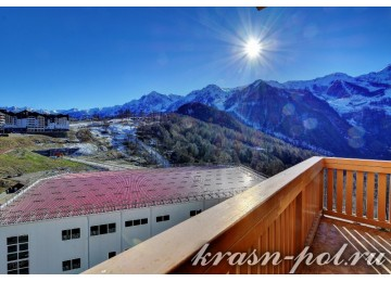Отель «AYS Design Hotel» Стандарт 2-местный с видом на горы