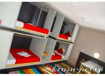 Отель «AYS Design Hotel» 6-местный вид на гору