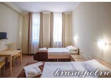 Отель «Отель 28» Рум 2-местный 1-комнатный
