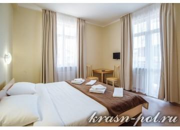 Отель «Отель 28» Стандарт 2-местный 1-комнатный