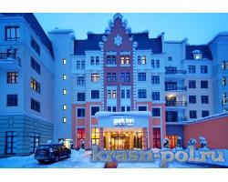 «Park Inn by Radisson Rosa Khutor» отель