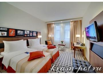 Отель «Radisson Rosa Khutor» 2-местный стандарт