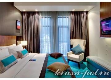 Отель «Radisson Rosa Khutor» 2-местный 2-комнатный люкс