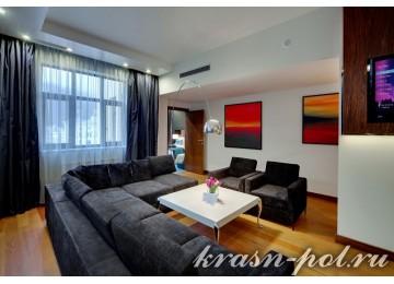 Отель «Radisson Rosa Khutor» 2-местный 2-комнатный люкс представительский
