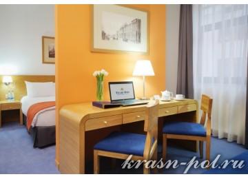 Отель «Tulip Inn Роза Хутор» Супериор 2-местный