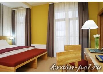 Отель «Tulip Inn Роза Хутор» Люкс 2-местный 2-комнатный