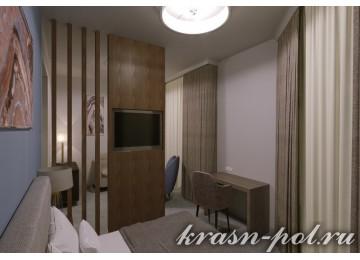 Отель «Green Flow» Premier room  sute 2-местный (вид на горы)