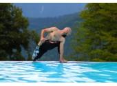 Отель «Green Flow»,  открытый подогреваемый бассейн