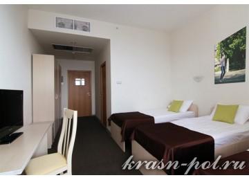 Отель «Высота 1170» Стандарт 2-местный без балкона